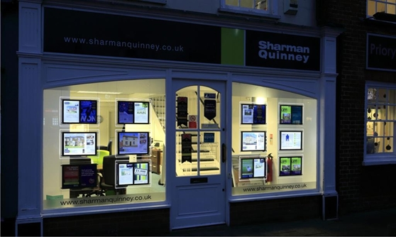 Sharman Quinney Estate agents in St Neots