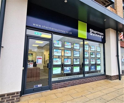 Sharman Quinney - Estate agents in Orchard Park.