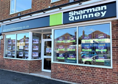 Sharman Quinney Estate agents in Peterborough
