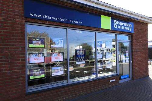 Sharman Quinney Estate agents in Yaxley