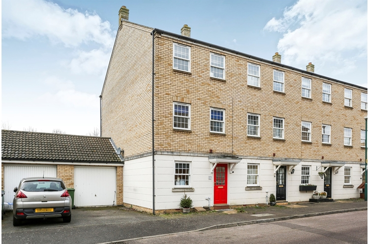 Brookfield Way, Lower Cambourne, Cambridge
