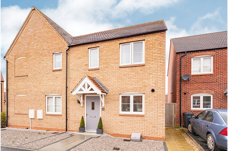 Cannock Crescent, Desborough, Kettering