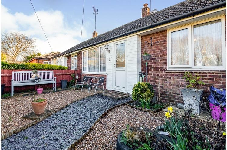 Dove House Close, Fowlmere, Royston