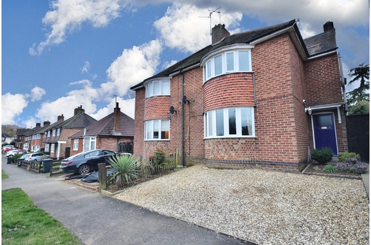 Larch Road, Kettering