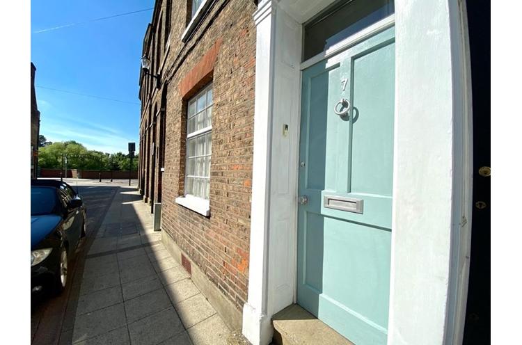Hill Street, Wisbech