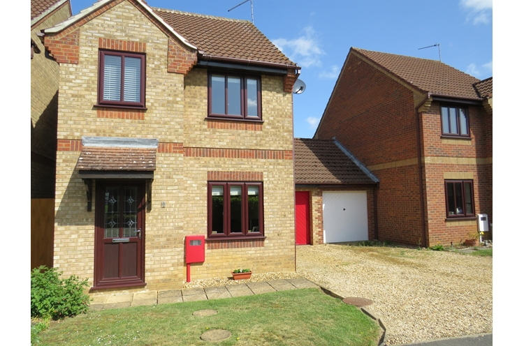 Maxey Close, Market Deeping, Peterborough