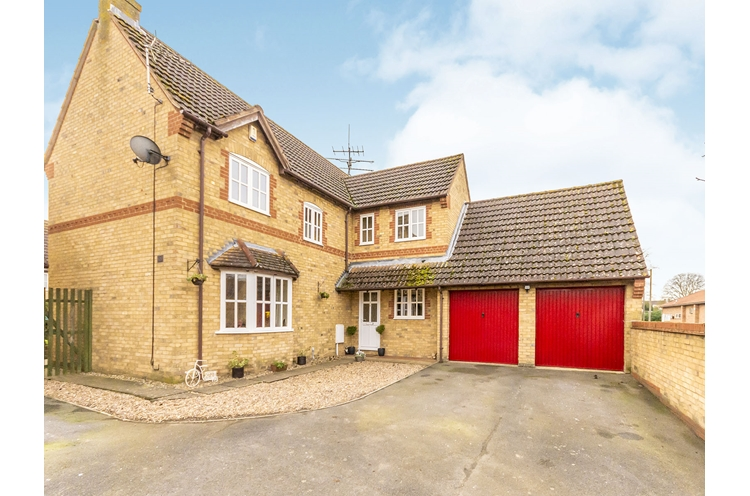 Templeman Drive, Carlby, Stamford