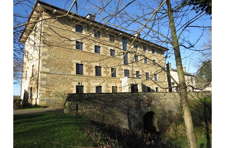 Newstead Mill, Newstead, Stamford